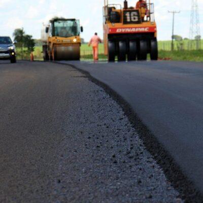 Restauração de rodovias melhora logística para escoamento da produção agrícola